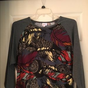 Randy Top by Lularoe